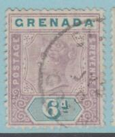 GRENADA 44  USED   NO FAULTS   EXTRA FINE!