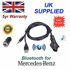 Mercedes E Class Bluetooth Music Module & 1.0A Power Adapter For Samsung HT