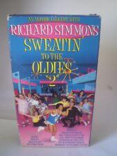 richard simmons sweatin to the oldies 2. richard simmons - sweatin to the oldies 2 (vhs, 1993)