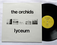 The ORCHIDS Lyceum FRENCH Orig LP SARAH 3302 (1990) indie rock NEW - UNPLAYED