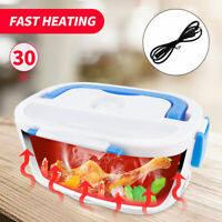 Portable Electric Heating Lunch Box Food Heater Warmer Rice Container Box 1.5L