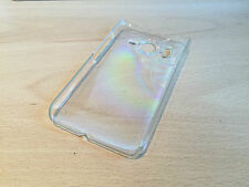 CLEAR / TRANSPARENT CASE/COVER FOR HTC DESIRE HD/INSPIRE 4G * UK SELLER *