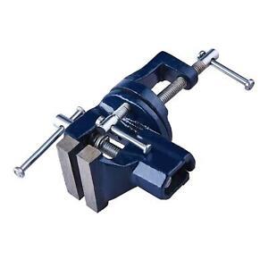 Amtech 360 Degree Rotating Mini Table Bench Clamp Vice Swivel Base 50mm