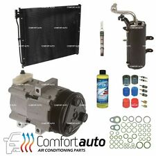 New AC A/C Compressor Kit Fits: 2003 - 2007 Ford F-Series Super Duty 6.0L Diesel