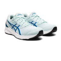 Asics Womens Jolt 3 Running Shoes Trainers Sneakers Blue Sports Breathable