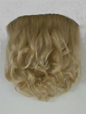 "Blonde Wavy Clip In 14"" Hair Extension Hairdo Min-Fall"
