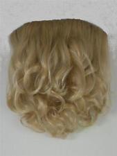 "Blonde Wavy Clip In 14"" Hair Extension Hairdo Min-Fall"