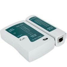 High Quality RJ45 RJ11 Cat5 Network Lan Cable Tester Ethernet Test Tool