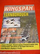 WINGSPAN # 45 - AEROBATIC TEAMS - SEPT 1988