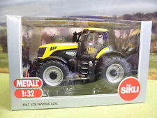 SIKU LIMITED EDITION OF 1500  JCB FASTRAC 8250 TRACTOR 1/32 3267 BOXED & NEW
