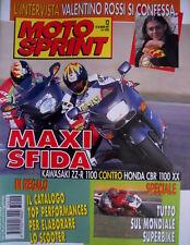 Motosprint 12 1997 Catalogo Top Performances per elaborare lo scooter. Superbike