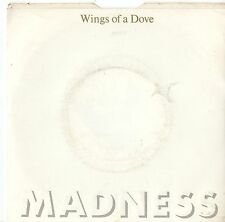 """Madness - Wings Of A Dove 7"""" Single 1983"""