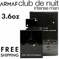 Club De Nuit Intense by Armaf, 3.6 oz/105ML EDT New in Box SEALED Free Shipping