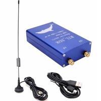 RTL2832U+R820T2 100KHz 1.7GHz UHF VHF HF RTL.SDR USB Tuner Receiver FM AM Radio.