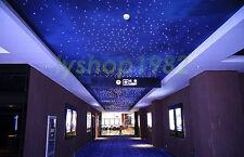 DIY stars pack of Fiber optic light16w RGB LED light source+0.75mmx3mx300 fibres