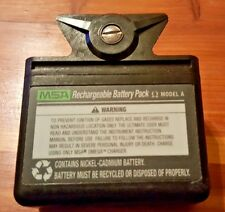 Msa Rechargeable Battery Pack Model A