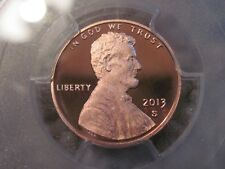 2013 S PCGS PR 69 DCAM CENT FIRST STRIKE