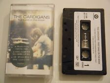 CARDIGANS FIRST BAND ON THE MOON CASSETTE TAPE 1996 PAPER LABEL JAPANESE RELEASE