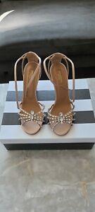 Aquazzura sandals $950