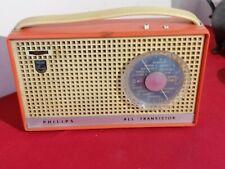 ancienne radio philips