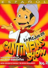 Lo Mejor De Cantinflas Show Vol. 1 DVD BRAND NEW MISSING SHRINKWRAP