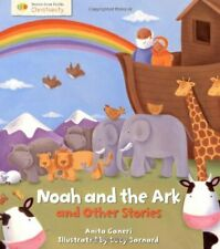 Stories From Faiths: Noah and the Ark and other sto. by Anita Ganeri Paperback