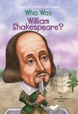 Who Was... ?: Who Was William Shakespeare? by Mannis Davidson and Celeste Davids