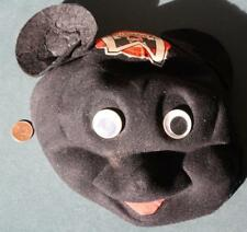 1960s Walt Disney Disneyland Mickey Mouse Club hat with 3-D face and eyes & ears