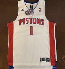 watch ac853 a75b8 Detroit Pistons Allen Iverson Fan Jerseys for sale | eBay