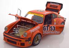 Schuco 1976 Porsche 934 RSR # GT53 Nurburgring Jagermeister Kelleners 1:18*New!