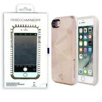 Rebecca Minkoff Dual Layer Mirror Glow Selfie Light GE Case For iPhone 8 / 7