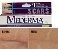 1X Mederma Skin Care for Scars STRETCH MARK REMOVAL ACNE Treatment BURN 10 gm