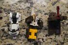 Vintage Transformers G1 Lot(3) Nosecone, Groove, Flywheels
