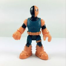 New Imaginext DC Super Friends SLADE DEATHSTROKE Fisher Price Action  figure