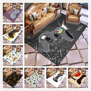 Floor Mat 3D Game Handle Carpet Custom Cartoon Video Games Rug Doormat Door Mat
