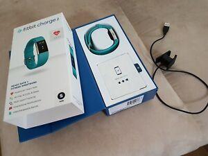 fitbit charge 2, Gesundheits- und Fitnesstracker, Größe S