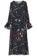 LILY AND LIONEL Night Garden Dakota Dress Size M