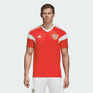 2018-2019 Russia Jersey adidas Football Soccer World Cup 2018