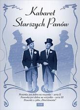 Kabaret Starszych Panów. Część 4 - DVD - POLISH RELEASE