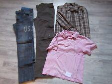 Lot de vêtements garçon 14 ans en TBE * REMISE en MAIN PROPRE ou EXPEDITION *