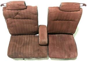 78 88 Monte Carlo Cutlass G-Body Regal Front Bench Seat Bucket 79 80 81 85 86 87