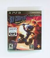 Sly Cooper: Thieves in Time (Sony PlayStation 3, PS3) Video Game
