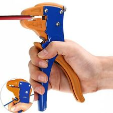 2 in 1 HS-700D Self-adjusting Insulation Wire Stripper Cutter Hand Crimping Tool