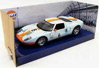 Motormax 1/24 Scale Model Car 79641 - Ford GT Concept - Gulf