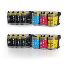 SET KIT 20 CARTUCCE COMPATIBILI  LC123  MFC-J4510DW-MFC-J4610DW-MFC-J470DW-