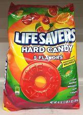 Life Savers 5 Flavors Hard Candy 41 oz Big Bag