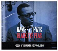RAMSEY LEWIS - BLACK EYE PEAS 40 Cool Ditties from the Jazz Piano Legend NEW 2CD
