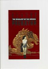 ALIENS vs. PREDATOR: THE DEADLIEST OF THE SPECIES VF 8.0 RED FOIL ASHCAN 1993