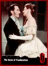 HAMMER HORROR - Series One - Card #33 - THE CURSE OF FRANKENSTEIN