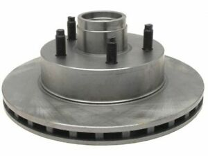 Front Brake Rotor and Hub Assembly For 1994 Mazda B3000 RWD Z327TH R-Line